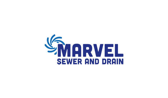 marvel sewer and drain logo