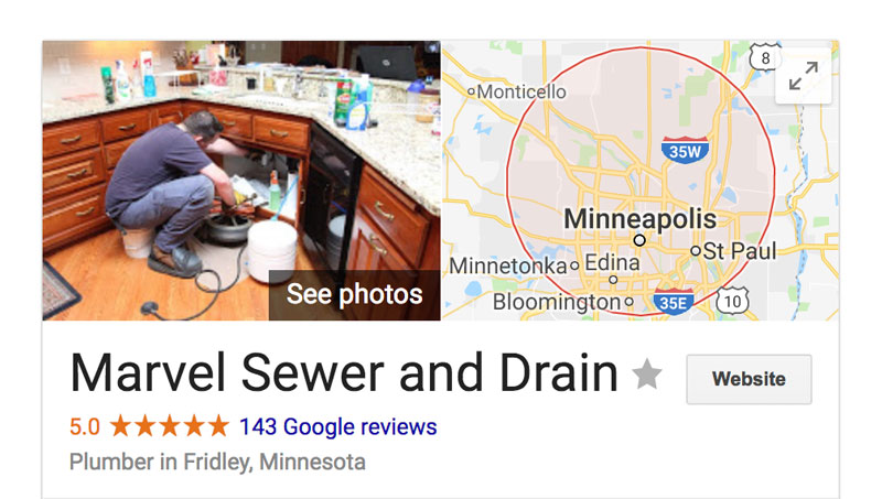 marvel sewer and drain reviews